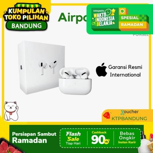 Foto Produk Apple Airpods Pro 2019 MWP22 Original Airpod - AIRPODS PRO dari RajaPonselcom