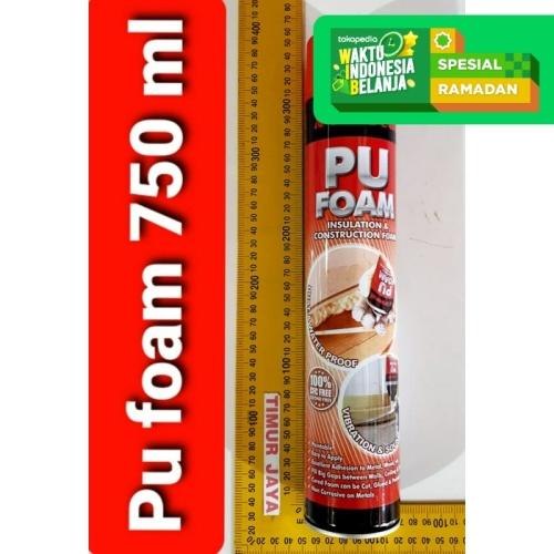 Foto Produk XTRASEAL foam PU FOAM sealant Pu foam sikaboom dari TOKO BESI TIMUR JAYA