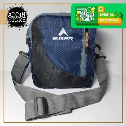 Foto Produk Sling Bag Tas Selempang EIGER MURAH COD Tas Pria 018 - 1 Tas dari Addin Official