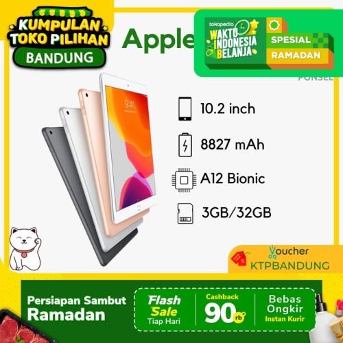 Foto Produk Apple iPad 8 / 8th Gen 2020 10.2 Inch 32GB Wifi only BNIB - Gold dari RajaPonselcom