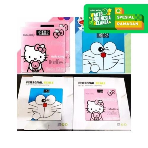 Foto Produk Timbangan Badan Digital Doraemon - Sumbawa shop dari sumbawa shop