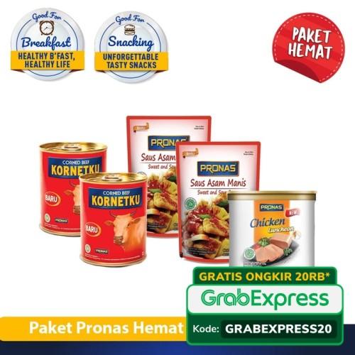 Foto Produk PRONAS Paket Special Hemat bundling 5 pcs dari Pronas Official Store
