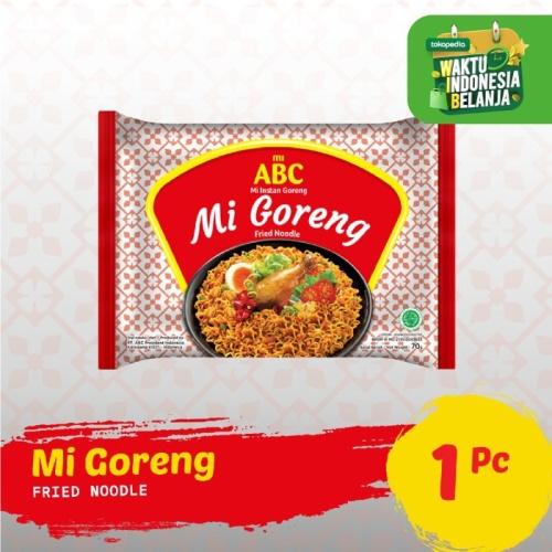 Foto Produk Mi ABC Fried Mi Goreng 65gr dari ABC President Official