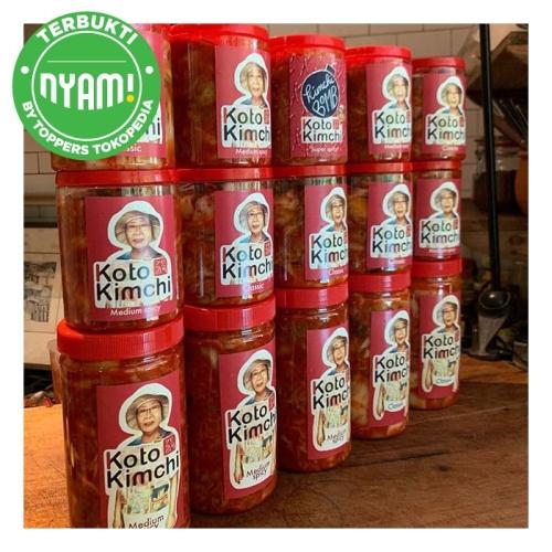 Foto Produk Koto Kimchi - Classic dari kotokimchi