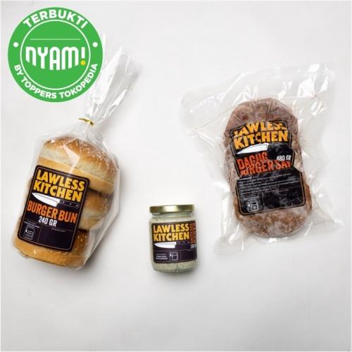 Foto Produk Lawless Kitchen Bundling Package - Russian dari Lawless Kitchen