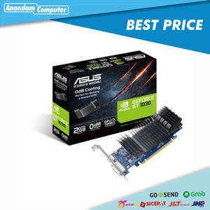 Foto Produk ASUS GeForce GT 1030 Silent 2GB GDDR5 dari Anandam Computer