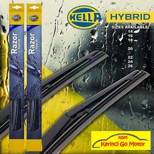"Foto Produk Wiper Hella Razor Hybrid 20"" - Best Wiper Hybrid Razor Hella dari KERINCI GO MOTOR"