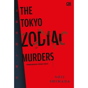 Foto Produk PEMBUNUHAN ZODIAK TOKYO (THE TOKYO ZODIAC MURDERS) dari Gramedia Official Store