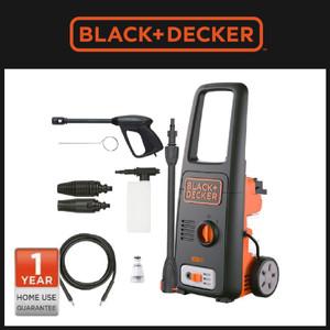 Foto Produk Black+Decker Pressure Washer 1400w 110 Bar (BW14-B1) dari Black+Decker