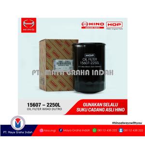 Foto Produk OIL FILTER W04D DUTRO / 15607-2250L dari mayagrahaindahofficial