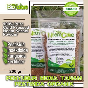 Foto Produk Penyubur Media Tanam Neem Cake Pestisida Nabati Anti Hama dan Jamur dari Hamurana