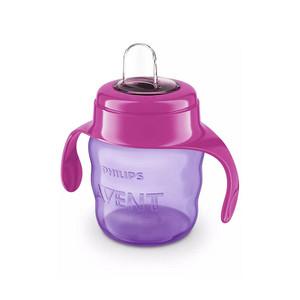 Foto Produk Philips Avent Classic Spout Cup Single 7Oz/200 ml Purple dari Mothercare Official Shop