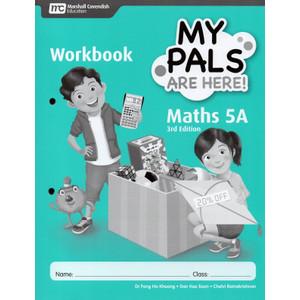 Foto Produk Buku Impor MCE My Pals Are Here Maths Workbook 5A dari Little Bookworm