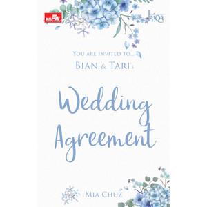 Foto Produk Laiqa: Wedding Agreement dari Gramedia Official Store