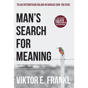Foto Produk Mans Search For Meaning dari Mizanstore Jakarta