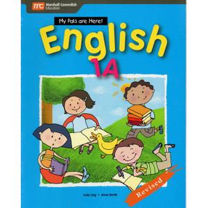 Foto Produk Buku Impor MCE My Pals are Here! English Textbook 1A dari Little Bookworm