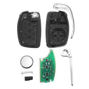 Foto Produk 3btn Remote Kunci Lipat Fob dengan 433MHz I6 untuk Hyundai Elantra dari mamannn_store