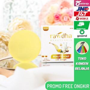 Foto Produk ☼Sabun Collagen Putih Permanen - Sabun Collagen Aman Pemutih Wajah dari Toko Kangen Belanja
