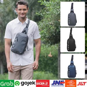 Foto Produk ⁂Weistbag Tas Selendang | Tas Motor Touring Grey/Black/Navy Terbaru dari Toko Kangen Belanja