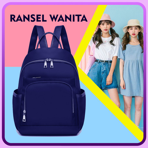 Foto Produk ✅Tas Backpack Wanita Korea | Tas Sekolah Remaja Cewek Ori Import dari Toko Kangen Belanja