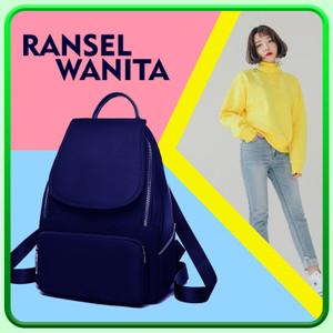 Foto Produk ✅Tas Wanita Back Pack | Tas Ransel Kuliah Remaja Wanita Casual Model dari Toko Kangen Belanja