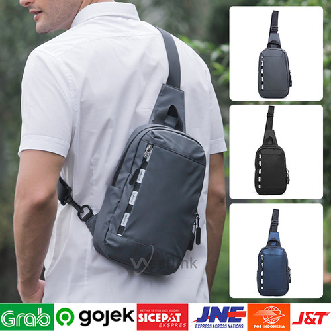 Foto Produk ⁂Tas Slempang Waistbag | Slingbag Parasut Model Terbaru dari Toko Kangen Belanja