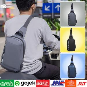 Foto Produk ⁂Waist Bag Tas Selendang   Slingbag Parasut Tas Import dari Toko Kangen Belanja