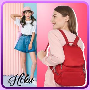 Foto Produk ✅Tas Wanita Backpack Korea   Tas Sekolah Sma Anak Wanita Original dari Toko Kangen Belanja