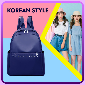 Foto Produk ✅Tas Back Pack Wanita Korea | Tas Laptop Remaja Wanita Terbaik dari Toko Kangen Belanja