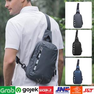Foto Produk ⁂Tas Slempang Waist Bag   Slingbag Pria Terbaru dari Toko Kangen Belanja