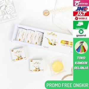 Foto Produk ☼Rawdha Sabun Bikin Wajah Glowing | Sabun Collagen Bagus Untuk Wajah dari Toko Kangen Belanja