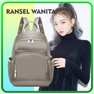 Foto Produk ✅Tas Backpack Punggung Korea   Tas Anak Kerja Mahasiswi Model Kasual dari Toko Kangen Belanja
