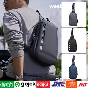 Foto Produk ⁂Tas Motor Touring Waist Bag | Tas Slempang Parasut Terbaru dari Toko Kangen Belanja