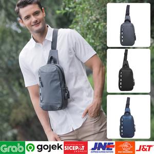Foto Produk ⁂Tas Cangklong Waistbag   Tas Motor Parasut Tas Import dari Toko Kangen Belanja