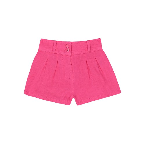 Foto Produk pink woven shorts - 6-9 months dari Mothercare ELC Official