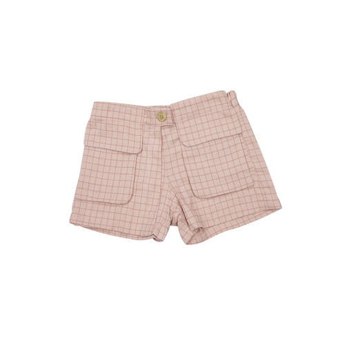 Foto Produk Gingersnaps Candy Town Shorts Dusty Pink - GSH 0413 - 12 y dari Gingersnaps Official