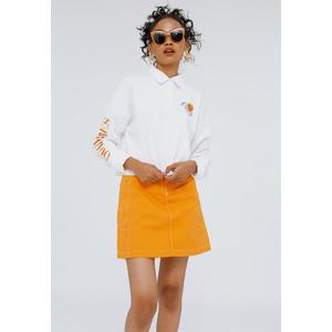 Foto Produk Colorbox Printed Sweatshirt I:Stkfjn120F020 White - White, M dari Colorbox Indonesia