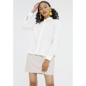 Foto Produk Colorbox Puff Sleeves Shirt I:Blwkey120F018 Off White - Off White, M dari Colorbox Indonesia