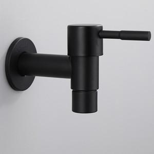 Foto Produk Stainless Steel Mop Faucet Tap Quick Open Single Cold Tap Broom Pool dari Interest Shop