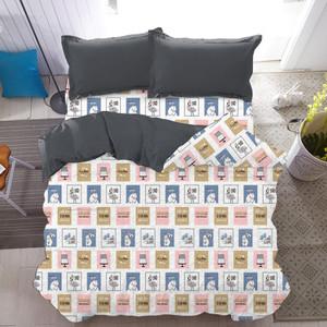 Foto Produk Bed Cover Only Joy Kintakun Luxury Microfiber 230 x 217 cm dari Kintakun Sprei Bedcover