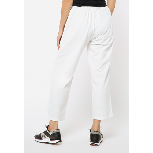 Foto Produk Colorbox Track Pants I:Lpkkey120G016 Off White - Off White, S dari Colorbox Indonesia