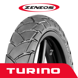 Foto Produk Ban Belakang Motor Zeneos 90/90-14 TURINO ZN 33 Tubeless Honda Beat dari Zeneos Official Store