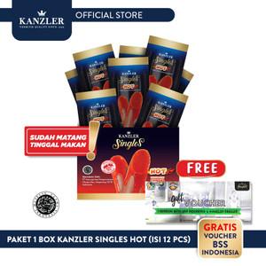 Foto Produk 1 Innerbox Kanzler Single Hot Free Voucher Brazilian Soccer School dari Kanzler Official Store