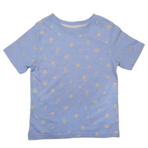 Foto Produk Gingersnaps The Grub Club T Shirt Cerulean Blue - 12 y dari Gingersnaps Official