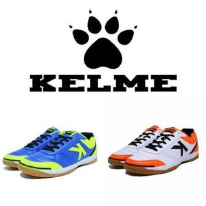 Foto Produk Sepatu futsal kelme K-strong royal blue - white orange dari bagas_outlet
