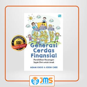 Foto Produk Generasi Cerdas Finansial - Pendidikan Keuangan Sejak Dini Un dari JAMES Bookstore