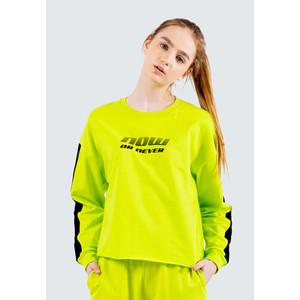 Foto Produk Colorbox Graphic Loose Sweatshirt I:Stkfth120E067 Yellow - yellow, S dari Colorbox Indonesia
