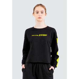 Foto Produk Colorbox Graphic Loose Sweatshirt I:Stkfth120E066 Black - Black, M dari Colorbox Indonesia