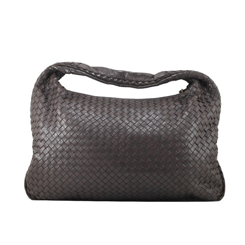 Foto Produk Bottega Veneta Intrecciato Large in Dark Brown I10448C dari SECOND CHANCE