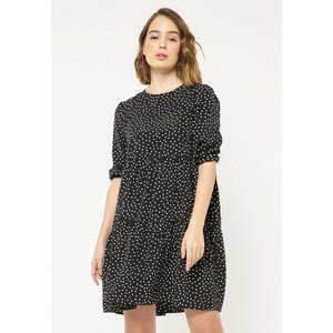 Foto Produk Colorbox Polkadot Mini Dress I:Diwkey220L026 Black - BLACK, XS dari Colorbox Indonesia